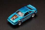 FYG17 92 Ford Mustang $TH-4