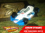 Arrow Dynamic 2013 white