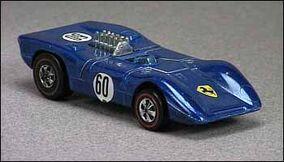 Ferrari312p