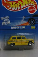 London Taxi(FX4 Londres Cab producido por Austin)