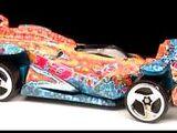 Prince Kabala Race Car