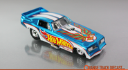 2014 Hot Wheels '77 Pontiac Firebird Funny Car front
