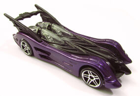 Batmobile AF Purple Black