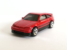 88 CRX Red 19