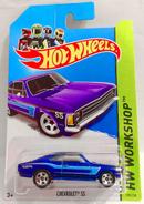 Chevrolet SS, Opala - Work 199 - 14 Cx 1