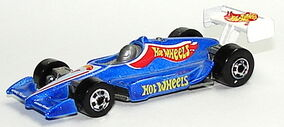Hot Wheels 500 Blu