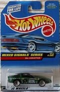 Hot Wheels 80's Corvette Mixed Signals Series