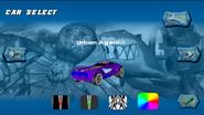 Urban Agent Track Attack
