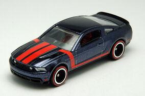2010 Mustang - Loose1