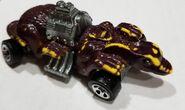 2011 Ratmobile Color Shifter Hypercolor cold Purple