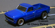 Blue 69 Chevy PU cstm by kingcycle-01b