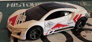 HW 17 ACURA NSX XboxForza WHITE