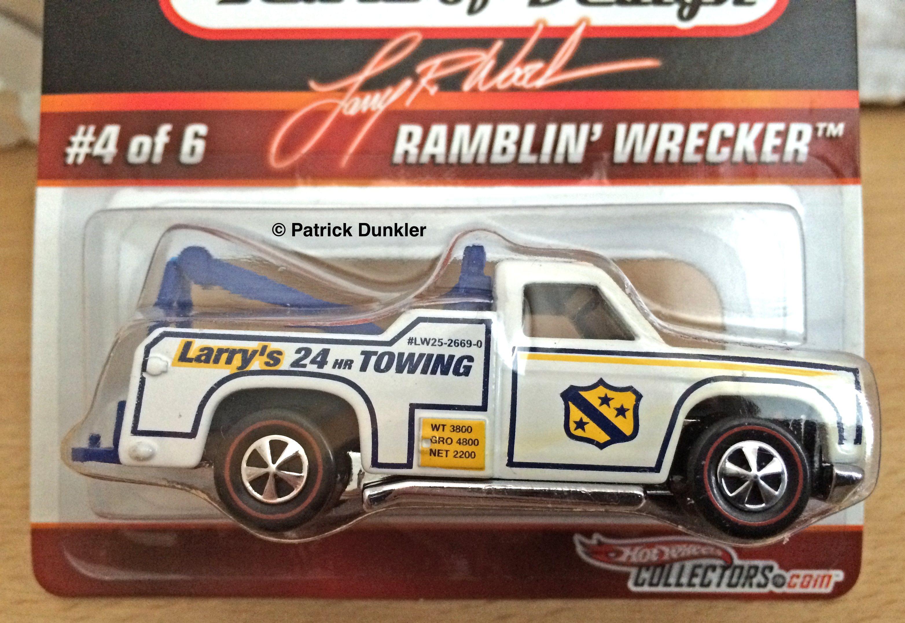 Ramblin\' Wrecker | Hot Wheels Wiki | FANDOM powered by Wikia