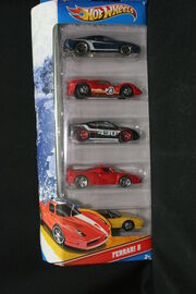 F512M, P4, 430 Challenge, FXX,308 GTS