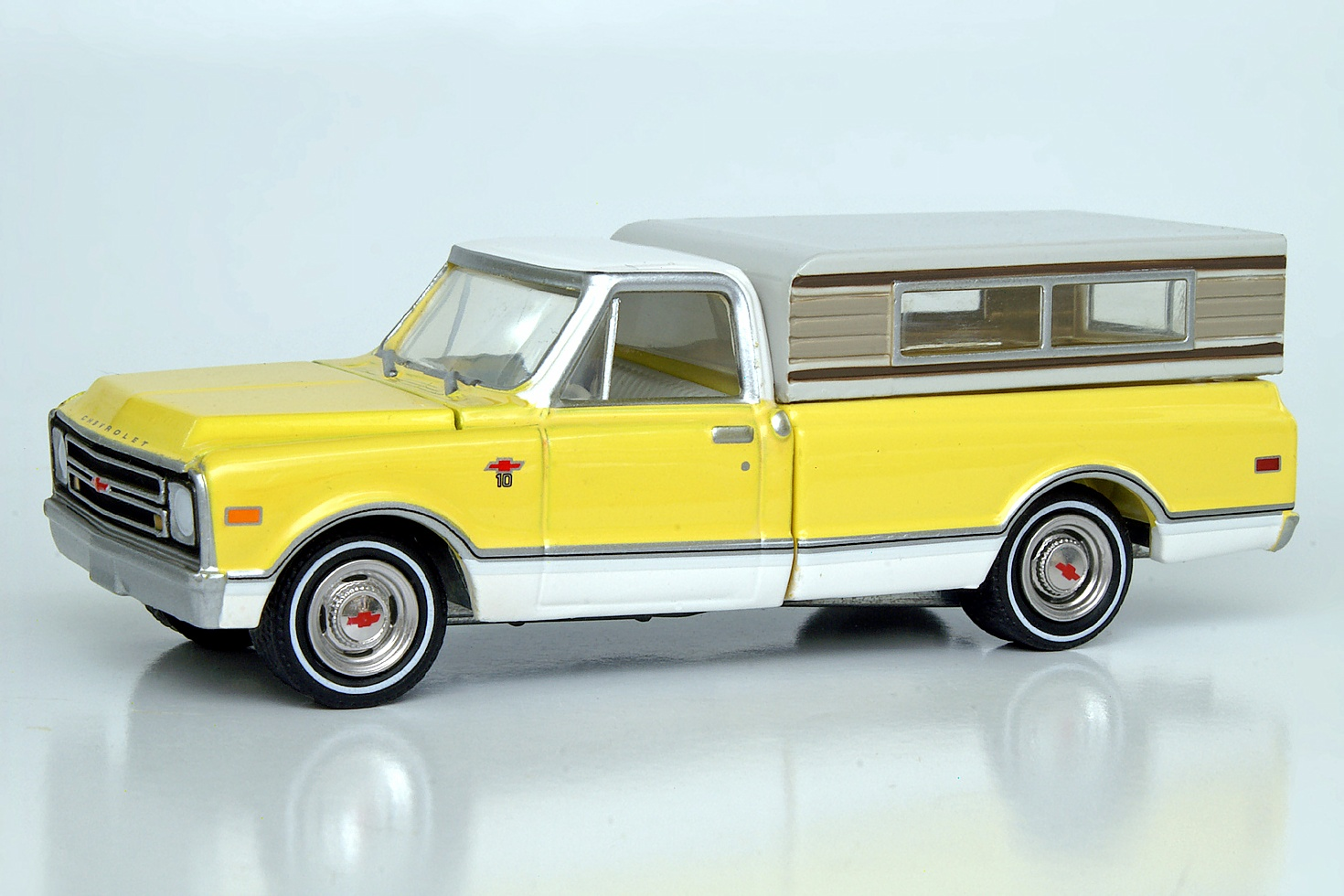 All Chevy chevy c10 wiki : Image - Greenlight 1968 Chevrolet C-10 - 2578df.jpg | Hot Wheels ...