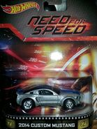 HW-Retro Entertainment-2014 Custom Mustang-Need For Speed