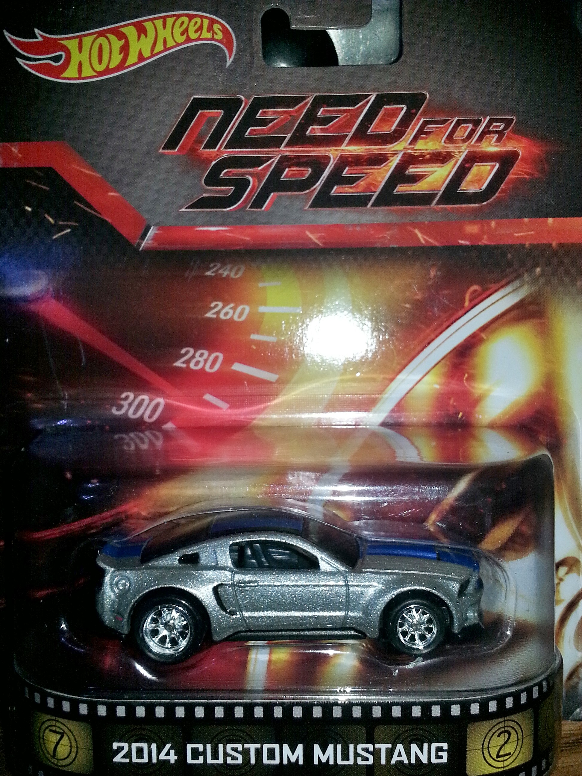 mustang need for speed hot wheels cars