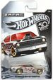 2018 HOT WHEELS 50th Anniversary ZAMAC 7 8 PLYMOUTH DUSTER THRUSTER FRN30