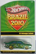 Hot Wheels Brazil Convention Fastback