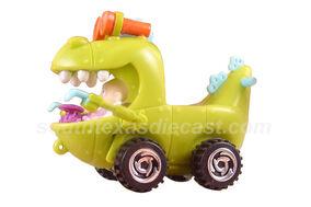 Hot Wheels Reptar Wagon from Rugrats