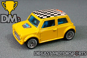 Mini Cooper Hot Wheels Wiki Fandom Powered By Wikia