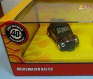 100% Hot Wheels 40th Anniversary VW beetle