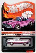 2014 Hot Wheels RLC Custom AMC AMX carded