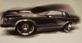 BuickGNXSketch