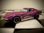Hot Wheels '69 Corvette 2014