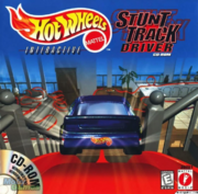 Hot Wheels Stunt Track Driver Coverart