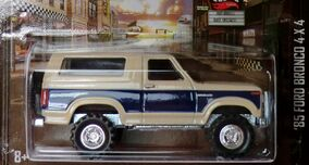 '85 Ford Bronco 4X4-2013