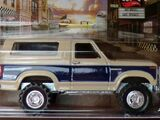 '85 Ford Bronco 4×4
