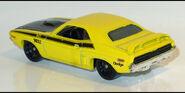 71' Dodge Challenger (3712) HW L1160634