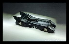 Batmobile and Shields Up 2004