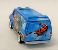 Custom GMC Panel Van 3