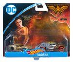 Wonder Woman vs Ares (FDM63)