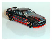 10' FORD SHELBY GT 500 Super Snake (1517) HW DSC00073