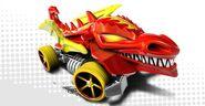 Red HW Dragon Blaster