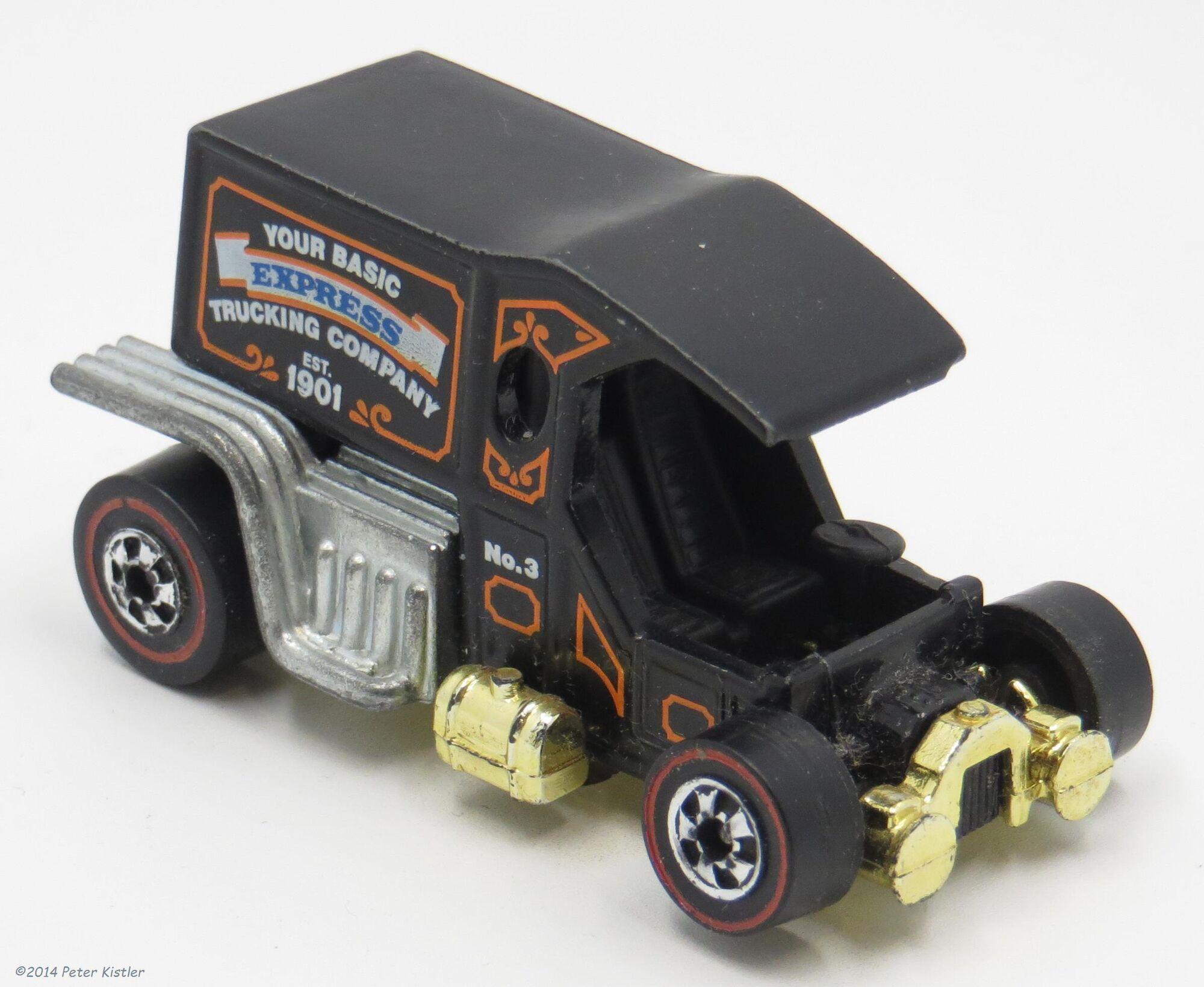 model t hot wheels