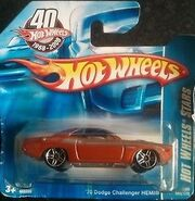 '70 Dodge Challenger HEMI - M6995 Card