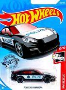 2019 Hot Wheels Porsche Panamera 2nd color