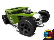 Bone Shaker - Wild M 2 - 16 Art