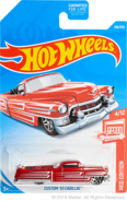 2019 Hot Wheels Red Edition Custom '53 Cadillac