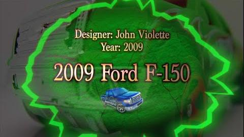 Hot Wheels - 2009 Ford F-150 - Yonk Collection Video Montage