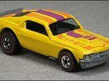 Mustang Stocker