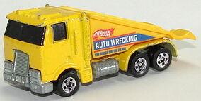 Ramp Truck YelCrkup