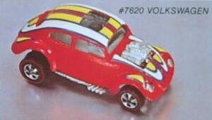 1974 car VW