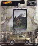 Austin Minivan Led Zepp Card