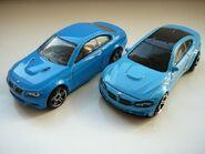 BMW M3 BMW M4 1