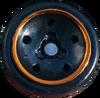 Chrome Orange & Black SK5